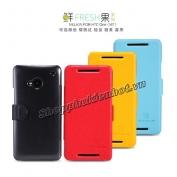 Bao-da-Fresh-cho-HTC-One-M7-Hieu-Nillkin