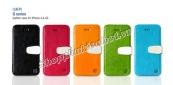 Bao da Hoco có quai lắp cho iPhone 4 4s