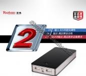 Pin dự phòng Yoobao Power Bank dung lượng 15600mAh