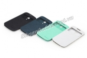 Bao da Samsung Galaxy S4 Mini i9190 hiệu Rock