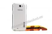 Ốp lưng trong suốt Samsung Galaxy Note2 N7100 Hiệu Rock