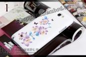 Ốp Lưng đính đá 3D cho Samsung Galaxy Note 2 N7100