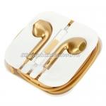 Tai nghe iPhone 5 5s vàng sâm panh