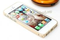 Ốp viền nhôm Cross cho iPhone 5 5s