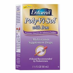 Enfamil - polyvisol wih iron