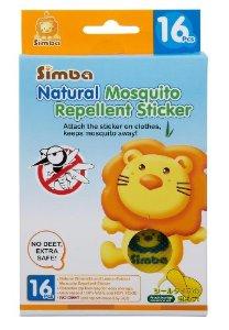Miếng dán chống muỗi cho bé