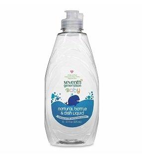 Nước rửa bình sữa, đồ chơi-Seventh generation