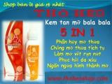 Kem tan mỡ Bala Bala Thái Lan mua 2 tặng 1