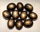 Đá Saphia Đen - Black Saphire 03