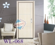 Cửa gỗ MDF phủ Veneer Wangli WL-068