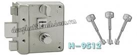 Ổ khóa cổng HOME mã H-9512