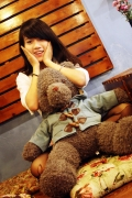 Gấu Bông Teddy Áo Mũ