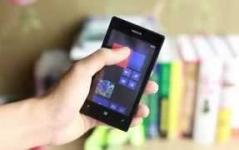Đánh giá chi tiết Nokia Lumia 520