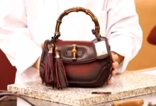 Gucci - Quy trình làm 1 chiếc túi xách Gucci