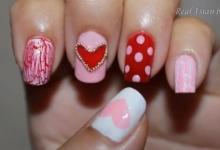Valentine Nail