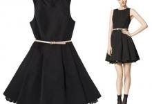 10 cách F5 một chiếc váy đen