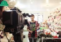 Gau-Bong-cung-VTC2-lam-Vlog