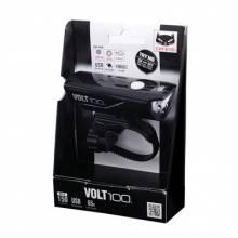 CatEye Volt 100 Black HL-EL150RC