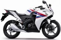 Honda CBR150R 2012 Trắng