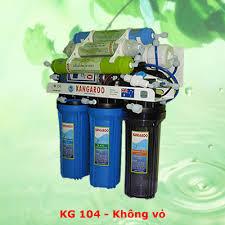 Máy lọc nước kangaroo KG104 RO 7 lõi lọc - không