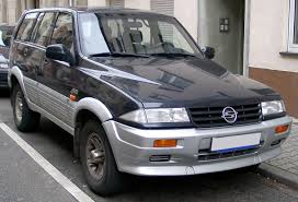 Ssangyong Musso - 2003