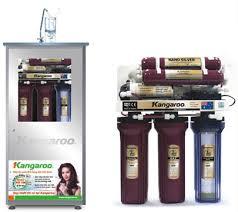 Máy lọc nước Kangaroo KG 106 (6 cấp lọc, vỏ inox không nhiễm từ)(Mã SP: KG 106 (6 cấp lọc, v)