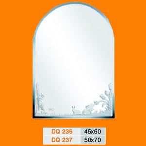Gương khắc hoa văn DQ-236(Mã SP: 810110)