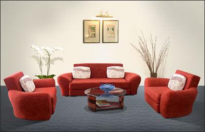 Salon phòng khách SA34 - Cơ Sở Sản Xuất Ghế Salon Lê Văn(Mã SP: SA34)