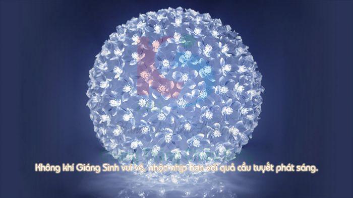 ĐÈN LED TRANG TRÍ TÚ CẦU(Mã SP: KS-TC)