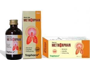 METHORPHAN - Viên bao phim