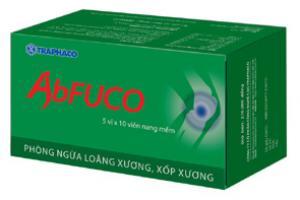 AbFUCO - Giúp xương chắc khỏe