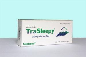 TRASLEEPY - Viên an thần thảo dược