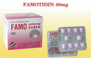 FAMOTIDIN 40MG