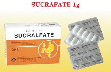 SUCRAFATE 1G