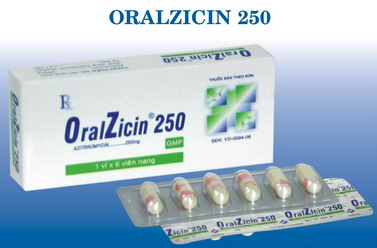ORALZICIN 250