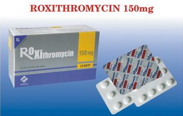 ROXITHROMYCIN 150MG