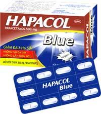 Hapacol Blue Thuốc giảm đau, hạ sốt