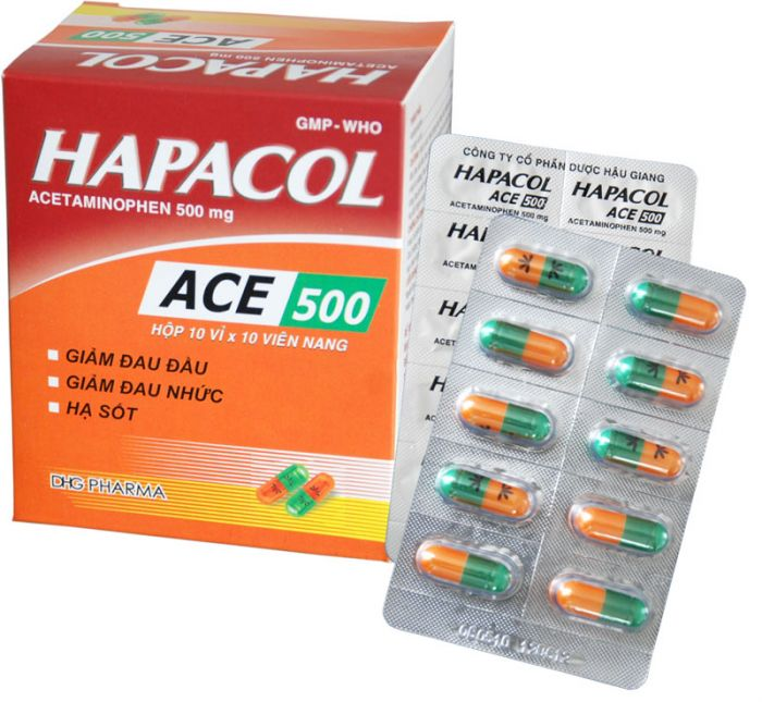 Hapacol ACE