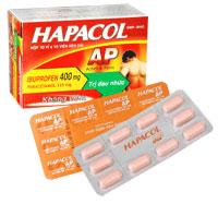 Hapacol AP Thuốc giảm đau, kháng viêm