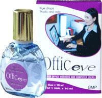 Officeye Thuốc nhỏ mắt dành cho nhân viên văn phòng