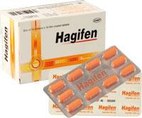 Hagifen Thuốc giảm đau kháng viêm không steroid