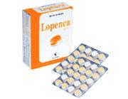 Lopenca Thuốc kháng viêm, giảm đau