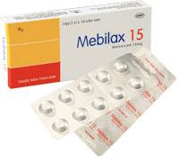 Mebilax 15 Kháng viêm giảm đau