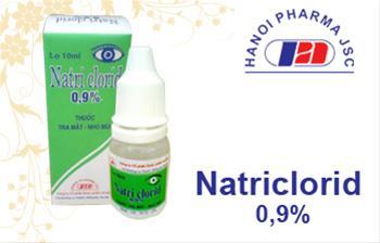 NatriClorid 0.9%