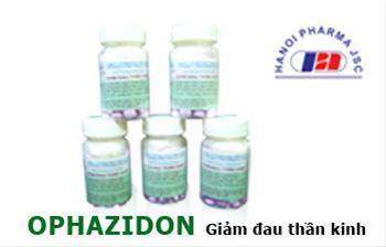 Ophazidon-Giảm đau thần kinh