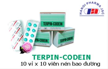 Terpin - Codein