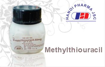 Methylthiouracil