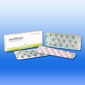 Molitoux (Eprazinon 2HCl 50mg)
