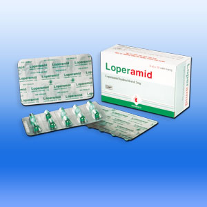 Loperamid 2mg