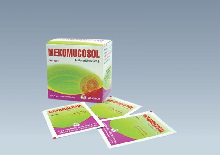 Mekomucosol